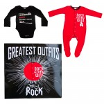 Set cadou bebe: Greastest Outfits, pijama si body
