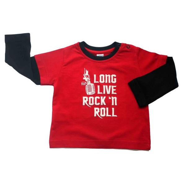 Long Live Rock 'n Roll - Tricou copii