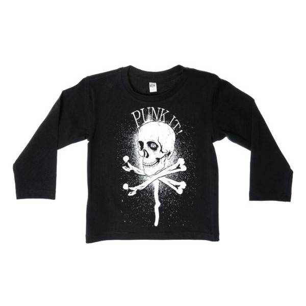 PUNK IT! - Bluza craniu Minirock