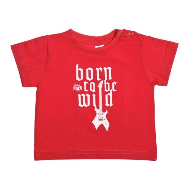 Born to be Wild, tricou rosu copil
