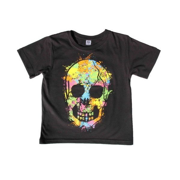Skull Splash - Tricou copii